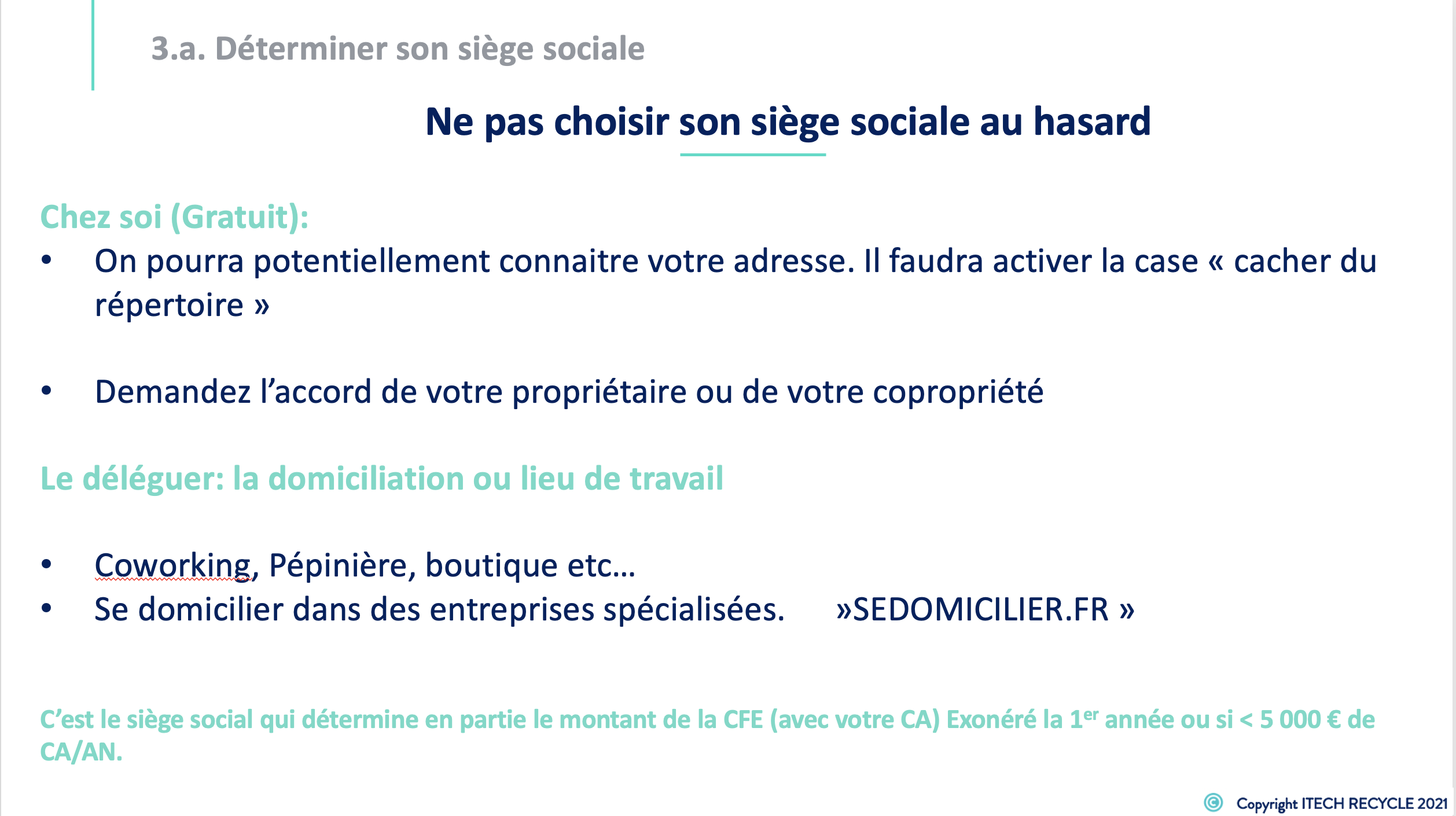 Formation creation micro entreprise 10