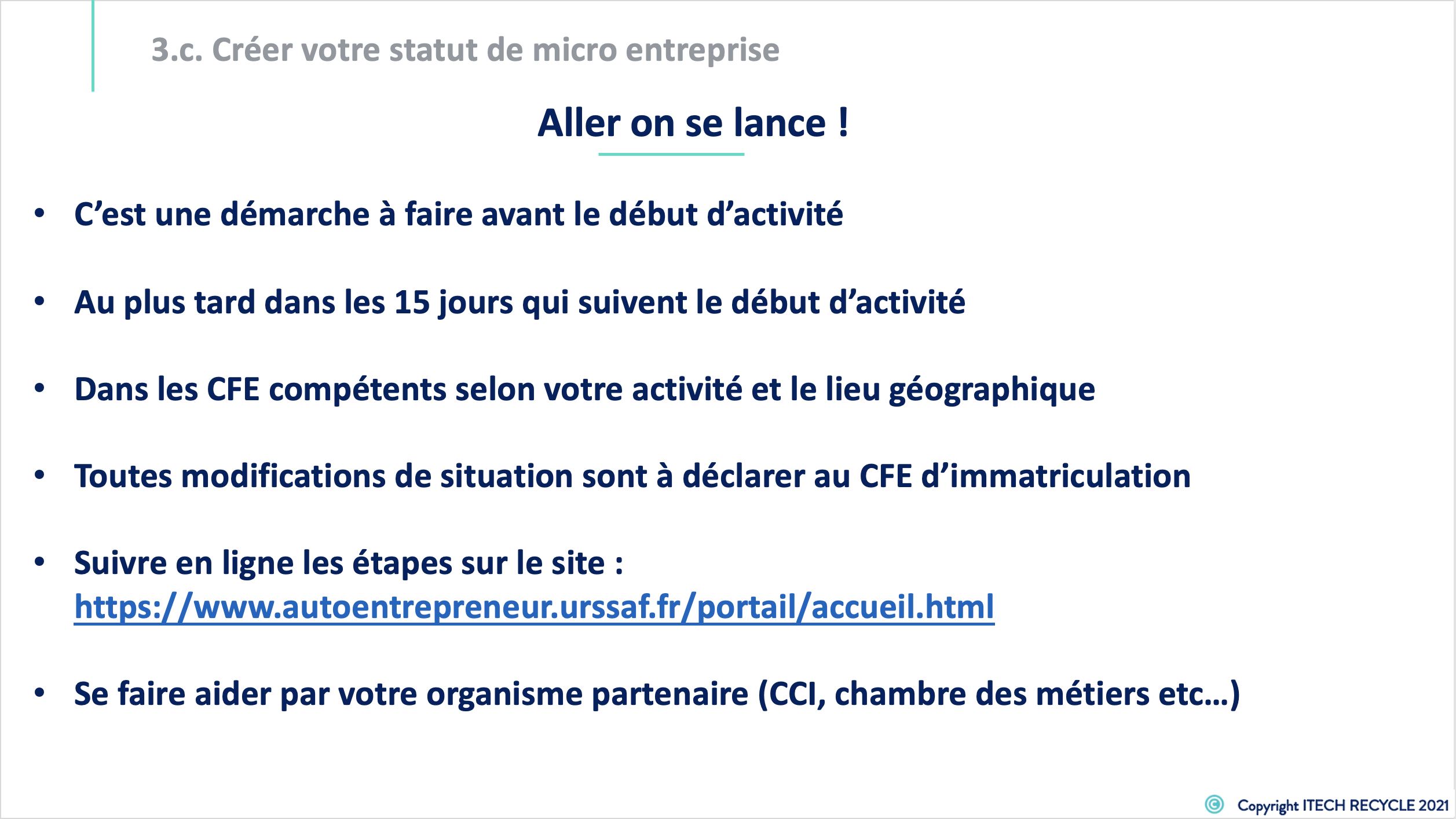Formation creation micro entreprise 12